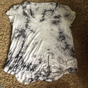 Abercrombie & Fitch Tops - Tie dye t-shirt